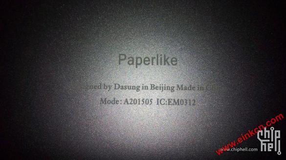 电脑用的E Ink显示器DASUNG Paperlike开箱 墨水屏广告看板 第5张