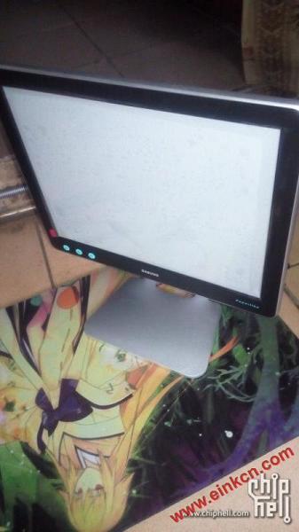电脑用的E Ink显示器DASUNG Paperlike开箱 墨水屏广告看板 第6张