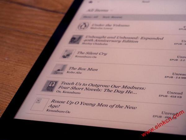 Kobo goes big with its 7.8-inch Aura One e-reader 电子墨水阅读器 第6张