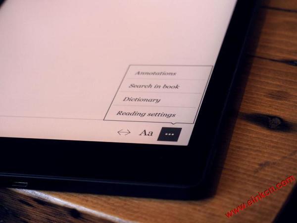 Kobo goes big with its 7.8-inch Aura One e-reader 电子墨水阅读器 第7张