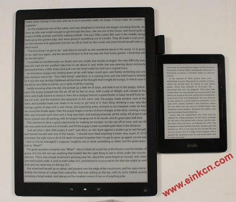 13.3 inch Android e-reader手写办公E Ink柔性显示器 电子墨水阅读器 第3张
