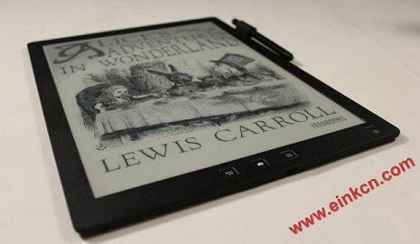 13.3 inch Android e-reader手写办公E Ink柔性显示器 电子墨水阅读器 第4张