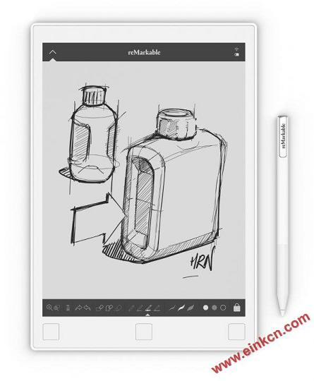 ReMarkable电子水墨屏平板电脑值得买吗?详细评测图解 电子笔记 第9张