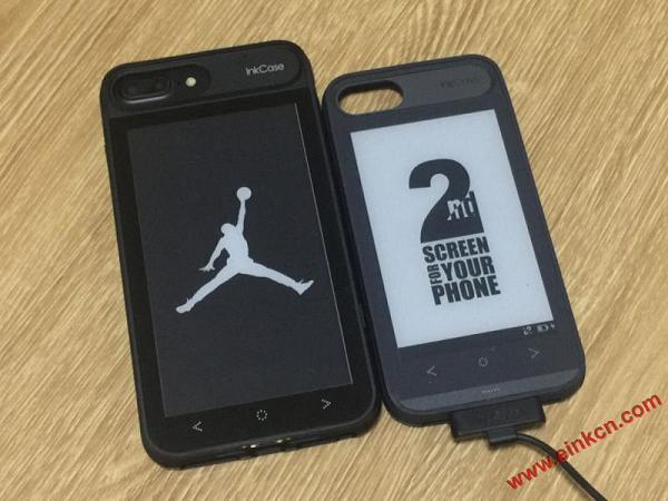 InkCase i7 Plus: iPhone 7 Plus的E Ink电子墨水第二屏 手机相关 第14张