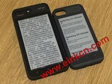 InkCase i7 Plus: iPhone 7 Plus的E Ink电子墨水第二屏 手机相关 第16张