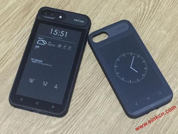 InkCase i7 Plus: iPhone 7 Plus的E Ink电子墨水第二屏 手机相关 第26张