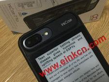 InkCase i7 Plus: iPhone 7 Plus的E Ink电子墨水第二屏 手机相关 第44张
