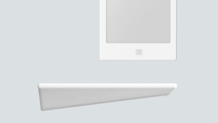 Sony索尼做的这款E Ink遥控器HUIS 100RC堪称艺术品 墨水屏其他产品 第9张