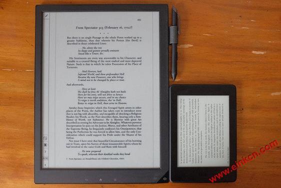 Sony索尼做的这款E Ink遥控器HUIS 100RC堪称艺术品 墨水屏其他产品 第10张