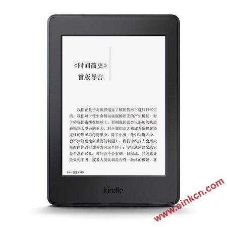 当当 Light 高清版 VS 亚马逊 Kindle Paperwhite 3 | 测评与对比 电子阅读 第2张