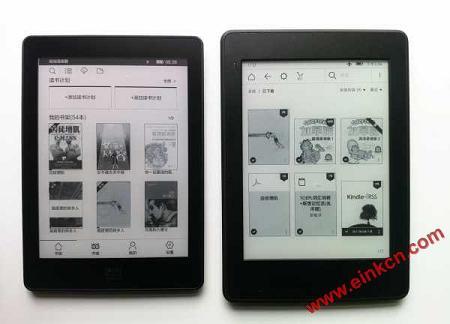 当当 Light 高清版 VS 亚马逊 Kindle Paperwhite 3 | 测评与对比 电子阅读 第7张