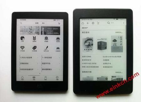 当当 Light 高清版 VS 亚马逊 Kindle Paperwhite 3 | 测评与对比 电子阅读 第15张