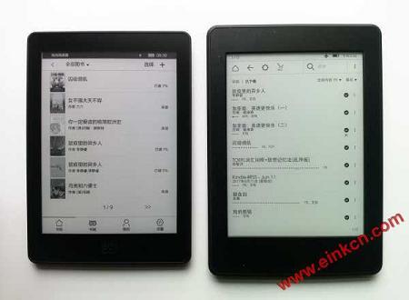 当当 Light 高清版 VS 亚马逊 Kindle Paperwhite 3 | 测评与对比 电子阅读 第11张