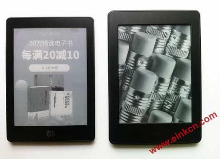 当当 Light 高清版 VS 亚马逊 Kindle Paperwhite 3 | 测评与对比 电子阅读 第28张