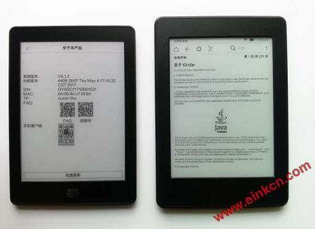 当当 Light 高清版 VS 亚马逊 Kindle Paperwhite 3 | 测评与对比 电子阅读 第42张