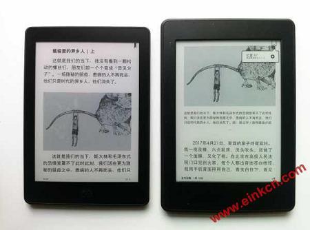 当当 Light 高清版 VS 亚马逊 Kindle Paperwhite 3 | 测评与对比 电子阅读 第55张