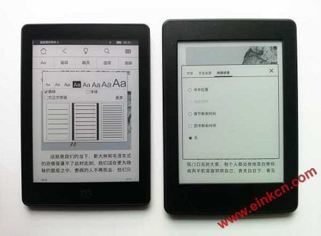 当当 Light 高清版 VS 亚马逊 Kindle Paperwhite 3 | 测评与对比 电子阅读 第51张