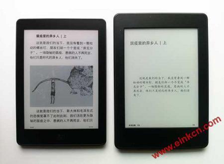 当当 Light 高清版 VS 亚马逊 Kindle Paperwhite 3 | 测评与对比 电子阅读 第53张