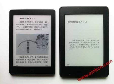 当当 Light 高清版 VS 亚马逊 Kindle Paperwhite 3 | 测评与对比 电子阅读 第52张