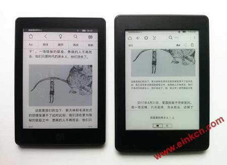 当当 Light 高清版 VS 亚马逊 Kindle Paperwhite 3 | 测评与对比 电子阅读 第47张