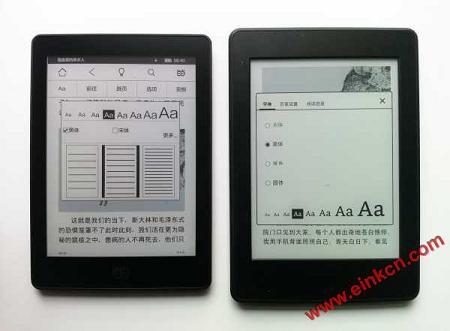 当当 Light 高清版 VS 亚马逊 Kindle Paperwhite 3 | 测评与对比 电子阅读 第48张