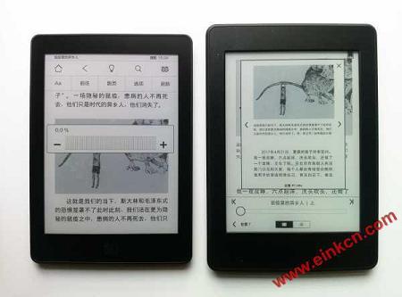 当当 Light 高清版 VS 亚马逊 Kindle Paperwhite 3 | 测评与对比 电子阅读 第58张
