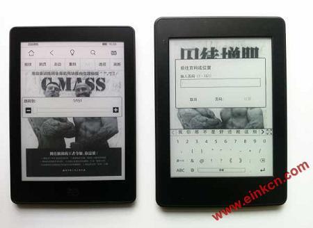 当当 Light 高清版 VS 亚马逊 Kindle Paperwhite 3 | 测评与对比 电子阅读 第87张