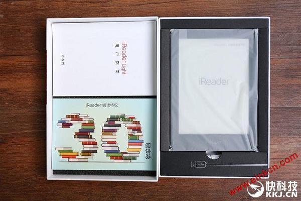 正面抗衡亚马逊!掌阅第三代阅读器iReader Light评测 掌阅新一代阅读器iReader Light评测 电子书阅读器 第5张
