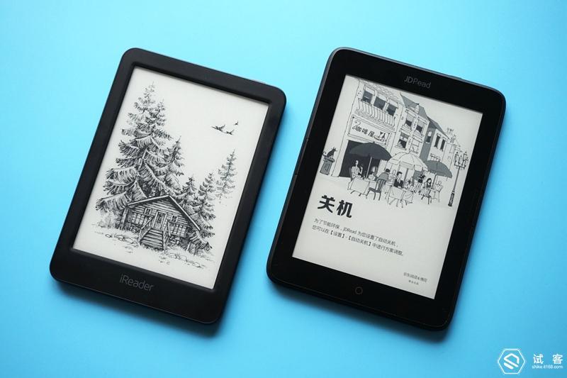 iReader light青春版与JDread对比体验分享 电子阅读 第7张