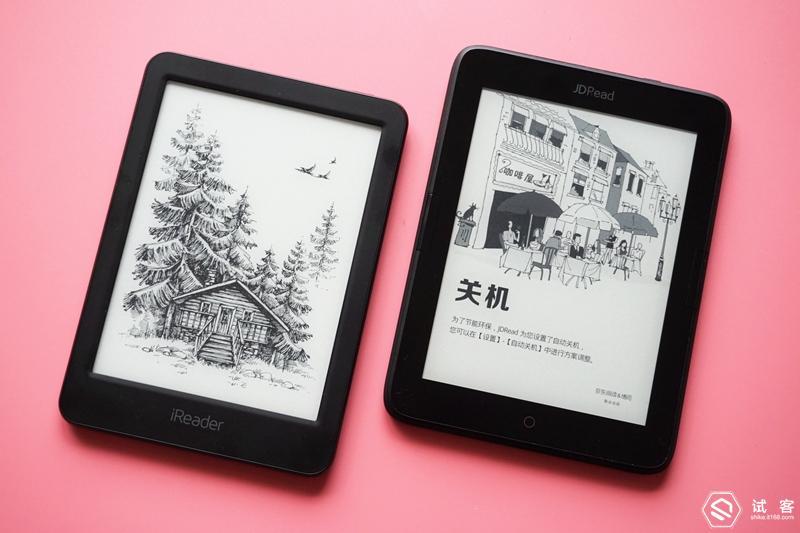 iReader light青春版与JDread对比体验分享 电子阅读 第1张