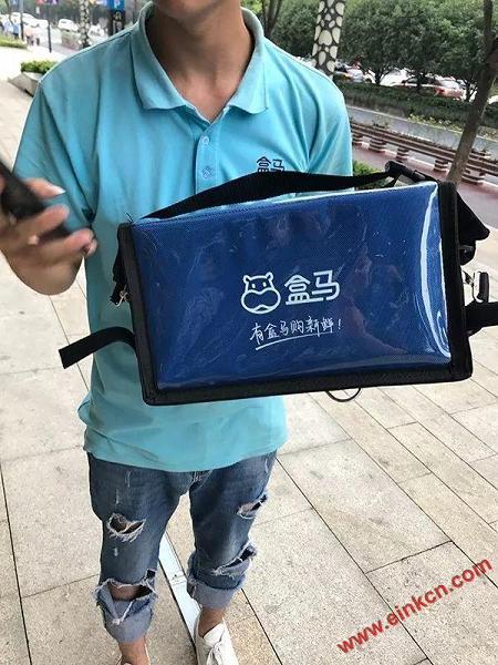 杭州第一家盒马鲜生今天开业!现场人人人,货柜都被买空好多次!