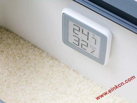 秒秒测E Ink屏幕温湿度计MHO-C201官网介绍,购买地址 业界新闻 第7张