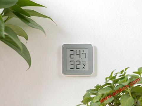 秒秒测E Ink屏幕温湿度计MHO-C201官网介绍,购买地址 业界新闻 第11张
