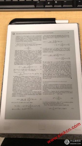 Remarkable平板/电子书/电纸书/Tablet测评+横向对比 电子笔记 第11张
