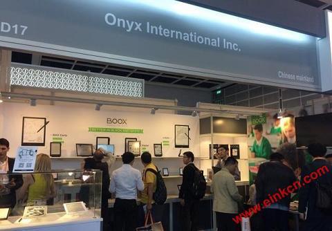 BOOX电纸书将参展香港电子产品展,文石多款旗舰级产品齐亮相 电子墨水阅读器 第3张