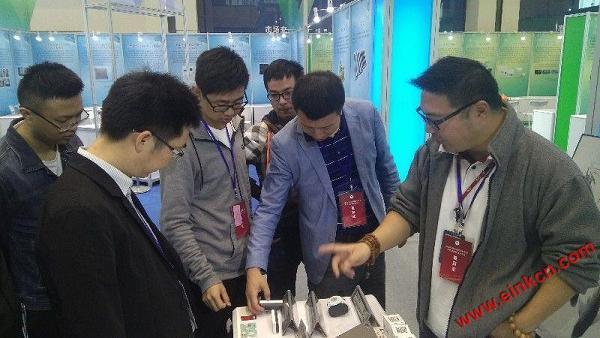 E Ink产品亮相2018年扬州百家高校院所科技展示洽谈会 业界新闻 第3张