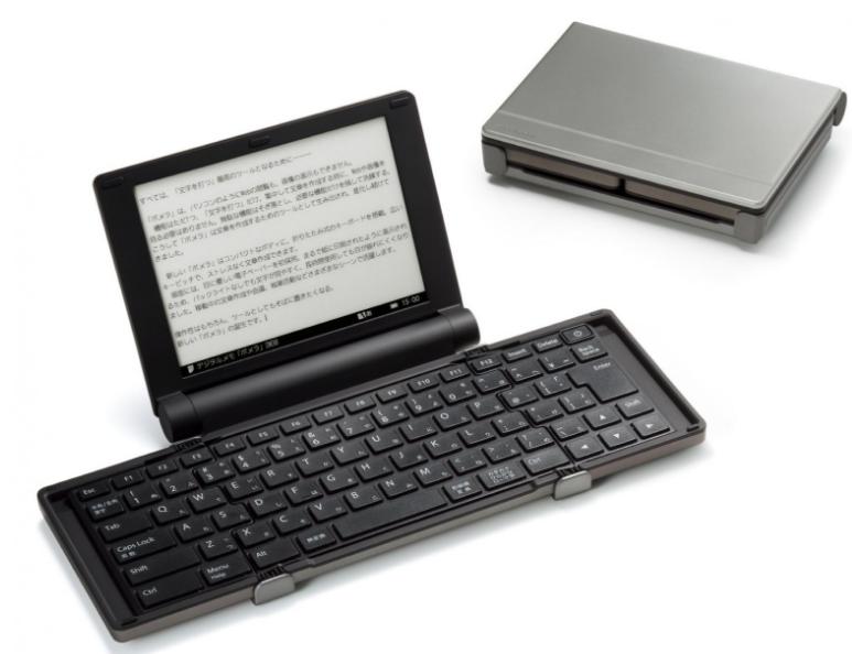 5555.PNG E Ink元太科技与King Jim推出数字打字机Pomera DM30 其他产品
