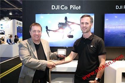 LaCie DJI Copilot移动硬盘 使用E Ink电子墨水屏幕 墨水屏其他产品 第1张