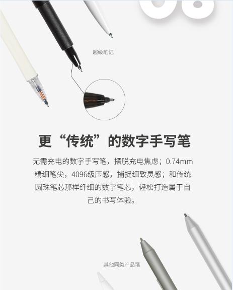 "Super Note超级笔记本 10.3"" E Ink电子纸显示器 电子墨水笔记本 第11张"