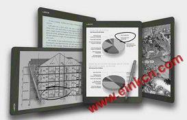InkBook Infinity: 10,3-Zoll E-Ink-Tablet bald bei Kickstarter 电子笔记 第3张