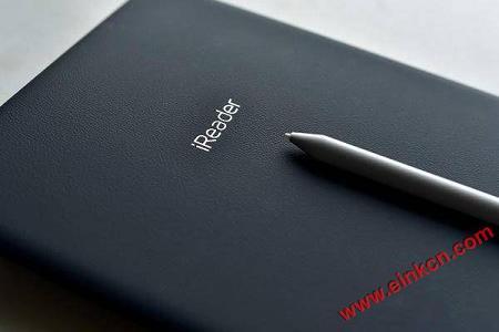 新产品iReader Smart不仅可看,还可写,掌阅用EINK干了件大事 电子笔记 第2张