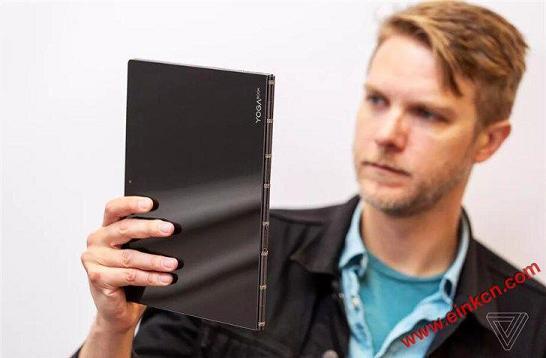 E Ink电子墨水屏取代键盘:联想Yoga Book C930双屏笔记本(视频+图片) 其他产品 第2张