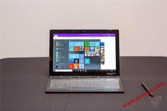 E Ink电子墨水屏取代键盘:联想Yoga Book C930双屏笔记本(视频+图片) 其他产品 第4张