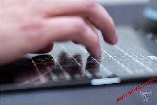 E Ink电子墨水屏取代键盘:联想Yoga Book C930双屏笔记本(视频+图片) 其他产品 第9张