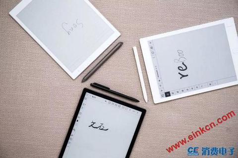 BOOX Note +、reMarkable、索尼DPT-CP1三款电纸书横向对比评测