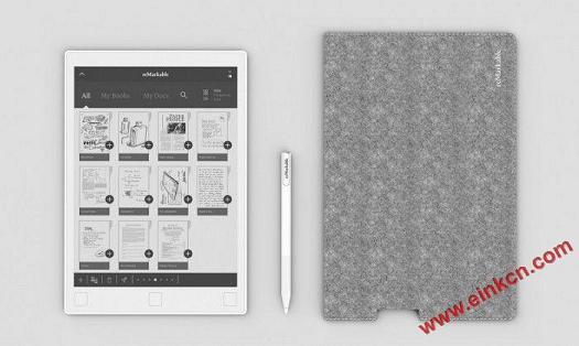 市售6款10.3寸电子纸笔记本:购买地址+各品牌阅读器优劣对比 电子笔记 第5张