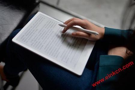 市售6款10.3寸电子纸笔记本:购买地址+各品牌阅读器优劣对比 电子笔记 第11张