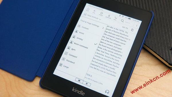 "Amazon亚马逊6""新paperwhite 防水版 在官網開始預購了 电子墨水阅读器 第10张"