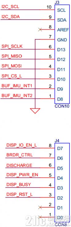 E Ink模块驱动原理与评测 开发板使用 转载自网络 产业共荣 第3张