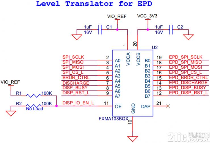 E Ink模块驱动原理与评测 开发板使用 转载自网络 产业共荣 第4张